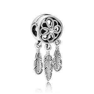 Pandora Spiritual Dreamcatcher Dangle Charm
